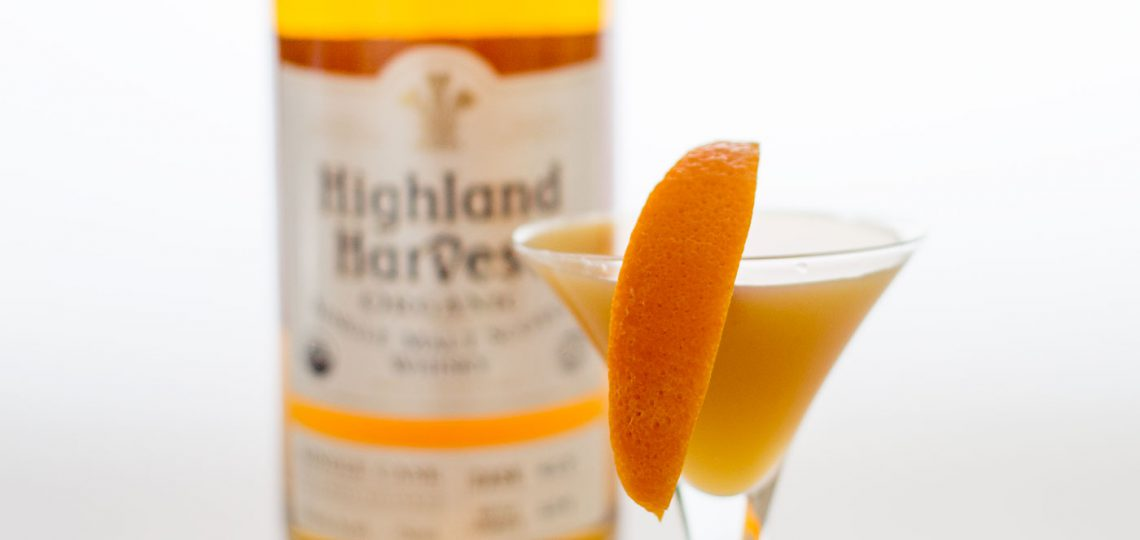 The Scotch Sidecar