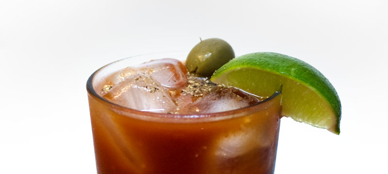 The Infused Bloody Mary