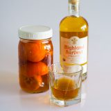 Clementine and Spice Infused Scotch