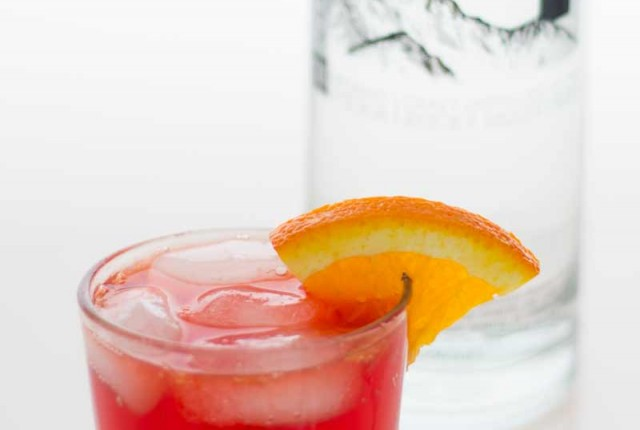 Courtney's Sour Cherry Fizz